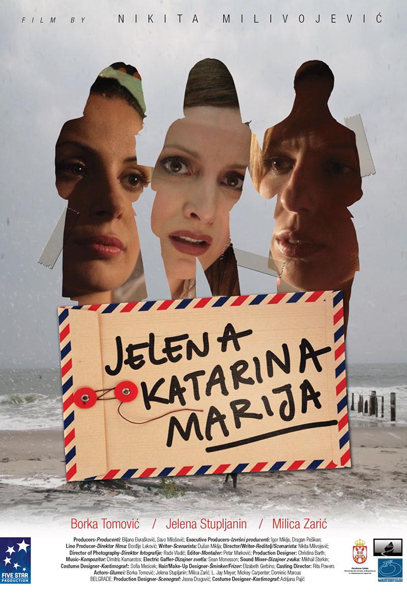 Jelena Katarina Marija - Poster